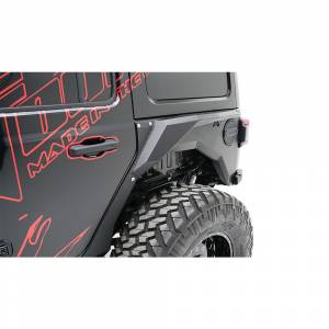 Fab Fours - Fab Fours JL1001-1 Rear Fender Base for Jeep JL Wrangler 2018-2019 - Image 4