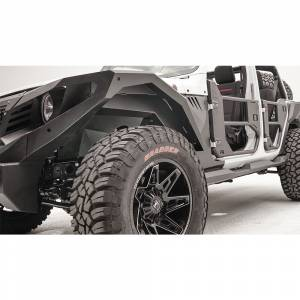 Fab Fours - Fab Fours JL1002-1 Front Inner Fender for Jeep Wrangler JL/Gladiator 2018-2020 - Image 2