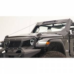 Fab Fours - Fab Fours JL1060-1 Limb Riser for ViCowl for Jeep Wrangler JL/Gladiator 2018-2020 - Image 3