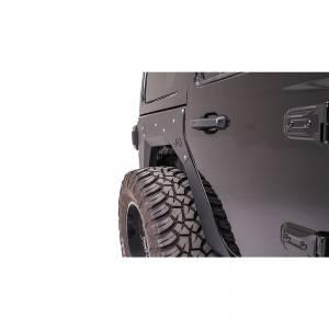 Fab Fours - Fab Fours JL2001-1 Modular Rear Fender Base for Jeep Wrangler JL 2018-2020 - Image 2