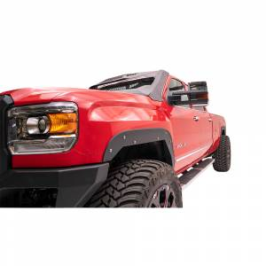 Fab Fours - Fab Fours TF3100-1 Open Fender System for GMC Sierra 2500/3500 2015-2019 - Image 2