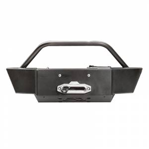 Fab Fours - Fab Fours TT07-N1850-1 Winch Mount with Small Frame for Toyota Tundra 2007-2013