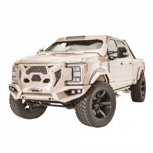 Fab Fours - Fab Fours VC4100-1 ViCowl for Ford F250/F350 2017-2019 - Image 2