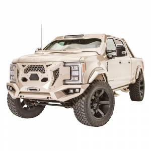 """Exterior Accessories - ViCowl Windshield Armor - Fab Fours - Fab Fours VC4101-1 ViCowl 20"""" Light Bar Insert"""