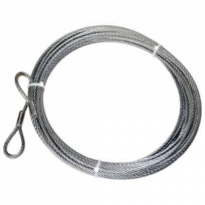 Winch Accessories - Winch Rope Extension - Warn - Warn 25431 Wire Rope Extension