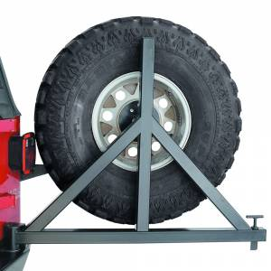 Jeep Bumpers - Warn - Warn - Warn 74299 Rock Crawler Tire Carrier Only