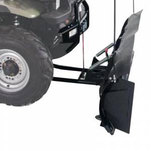 Exterior Accessories - Snow Plows - Warn - Warn 80607 Plow Blade Side Wall