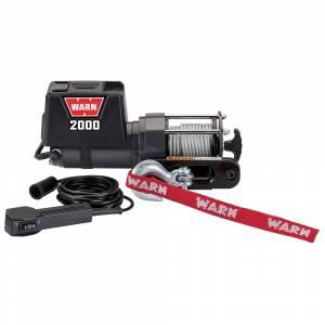 Warn - Warn 92000 2000 DC Utility Winch