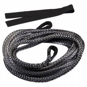 Winch Accessories - Winch Rope Extension - Warn - Warn 93326 Spydura Pro Synthetic Rope Extension