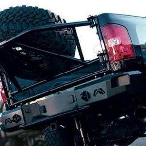 Fab Fours - Fab Fours CH08-W1450-1 Premium Rear Bumper for Chevy Silverado 2500HD/3500 2007-2010 - Image 5