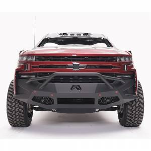Fab Fours - Fab Fours M4750-1 Vengeance Side Light Mesh Insert Cover for Chevy Silverado 1500 2019-2020 - Image 2