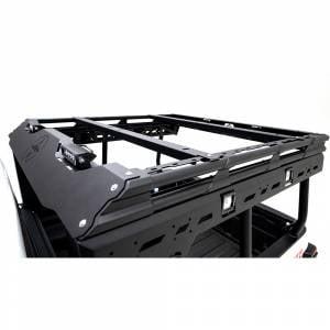 B Exterior Accessories - Fab Fours - Fab Fours JTOR-03-1 Overland Rack Cross Member for Jeep Gladiator JT 2020