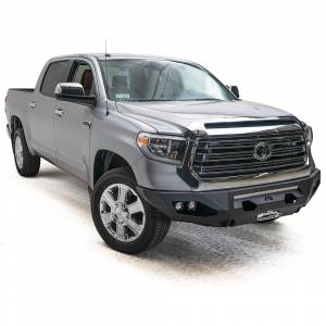 Fab Fours - Fab Fours TT14-X3851-1 Matrix Front Bumper for Toyota Tundra 2014-2019 - Image 3