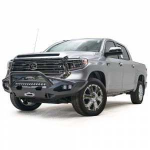 Fab Fours - Fab Fours TT14-X3852-1 Matrix Front Bumper with Pre-Runner Guard for Toyota Tundra 2014-2019 - Image 2