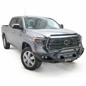 Fab Fours - Fab Fours TT14-X3852-1 Matrix Front Bumper with Pre-Runner Guard for Toyota Tundra 2014-2019 - Image 3