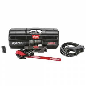 Warn - Warn 101240 AXON Powersport Winch 45-RC