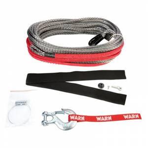 Warn - Warn 96040 Spydura Pro Synthetic Winch Rope - Image 1