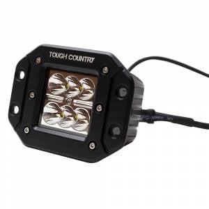 Lighting - Tough Country - Tough Country Torch2x3 Post Mount LED Light - Pair