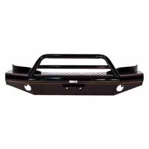 Tough Country AFR0800FLSMB Apache Front Bumper with Bull Bar for Ford F250/F350 2008-2010