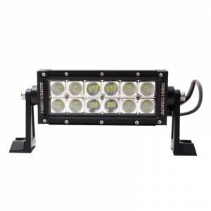 "B Exterior Accessories - Light Bars - Tough Country - Tough Country Torch6 6"" LED Light Bar"