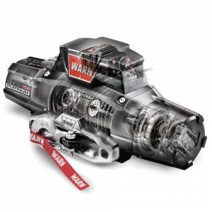 Warn - Warn 92815 ZEON Platinum 10-S Recovery Winch - Image 3