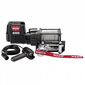 Warn - Warn 94000 4000 DC Utility Winch