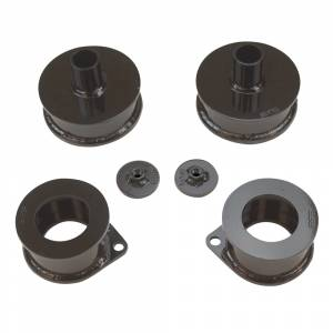 Body Armor - Body Armor 50109-JK Front Leveling Coil Spring Spacers for Jeep Wrangler 2007-2018