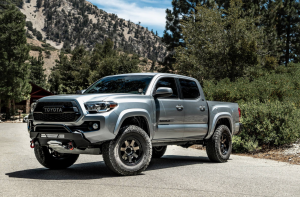 Body Armor - Body Armor TC-19339 HiLine Series Winch Front Bumper for Toyota Tacoma 2016-2021 - Image 9