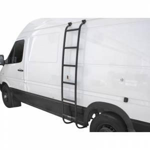 Aluminess - Aluminess 210171 Driver Side Ladder for Mercedes Sprinter 2003-2006 - Image 1