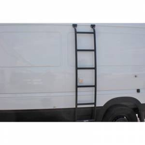 Aluminess - Aluminess 210171 Driver Side Ladder for Mercedes Sprinter 2003-2006 - Image 2