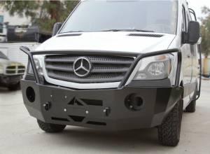 Truck Bumpers - Aluminess - Mercedes Sprinter 2014-2018