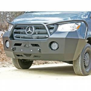 Truck Bumpers - Aluminess - Mercedes Sprinter 2019-2020