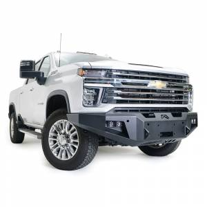 Fab Fours - Fab Fours CH20-A4951-1 Premium Front Bumper with No Guard forChevy Silverado 2500HD/3500 2020-2021 - Image 3