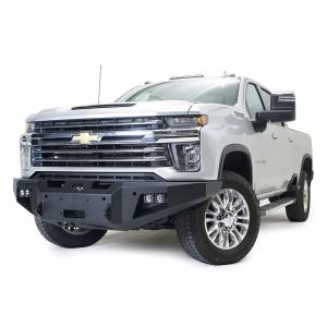 Fab Fours - Fab Fours CH20-A4951-1 Premium Front Bumper with No Guard forChevy Silverado 2500HD/3500 2020-2021 - Image 4