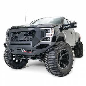Fab Fours - Fab Fours GR4700-1 Truck Grumper for Ford F250/F350 2020-2021