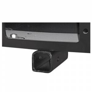 """Aluminess - Aluminess 210182.1 2"""" Front Receiver Hitch for Ford Econoline Van 2008-2019"""