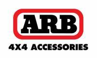 ARB 4x4 Accessories - ARB 3438110 Deluxe Winch Front Bumper for Nissan Xterra 2000-2004