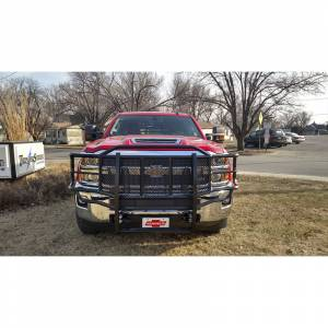 Thunderstruck - Thunderstruck CHD15-100 Grille Guard for Chevy Silverado 2500 HD/3500 HD 2015-2019