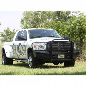 Thunderstruck - Thunderstruck DHD06-200 Elite Front Bumper for Dodge Ram 2500/3500/4500/5500 2006-2009