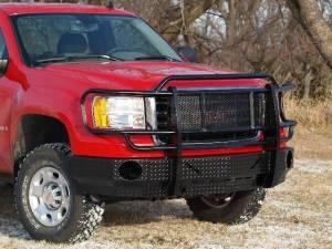 Thunderstruck - Thunderstruck GLD07-200 Elite Front Bumper for GMC Sierra 1500 2007-2013