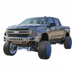 Truck Bumpers - Chassis Unlimited - Octane Front Bumper