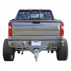 Truck Bumpers - Chassis Unlimited - Octane Rear Bumper