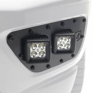 ZROADZ Z322671-KIT Front Bumper OEM Fog LED Kit for Chevy Colorado 2015-2020
