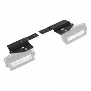ZROADZ Z325651 Front Bumper OEM Fog LED Bracket for Ford F150 Raptor 2010-2014- Brackets ONLY