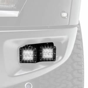 ZROADZ Z325671-KIT Front Bumper OEM Fog LED Kit for Ford F150 Raptor 2010-2014