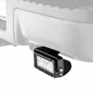 ZROADZ Z382182 Rear Bumper LED Bracket for Chevy Silverado 1500 2019-2020
