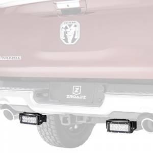 ZROADZ Z384721-KIT Rear Bumper LED Kit for Dodge Ram 1500 2019-2020