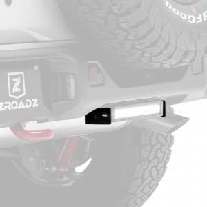 ZROADZ Z384931 Rear Bumper LED Bracket for Jeep Wrangler JL 2018-2021