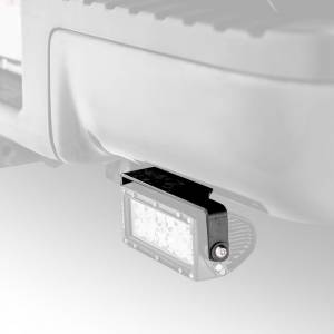 ZROADZ Z382051 Rear Bumper LED Bracket for Chevy Silverado 1500 2007-2013