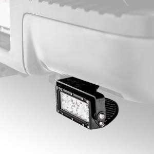 ZROADZ Z382051-KIT Rear Bumper LED Kit for Chevy Silverado 1500 2007-2013